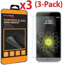 3 Pack Premium Real Tempered Glass Film Screen Protector for LG G5