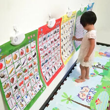 Baby Toddler Educational Hang Phonic Sound Charts Learning Developmental Toys