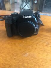 Canon EOS Rebel XSi / 450D 12.2MP Digital SLR Camera - Black (Body Only)