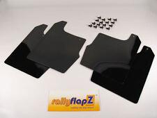 Rallyflapz Kaylan Mudflaps Ford Focus Mk1 RS (2002 > 03) Black