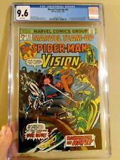 Marvel Team-Up #42 (1976) Spiderman Vison CGC 9.6 Spider-Man!!