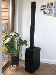 IMG Stageline C-RAY 8 PA Line Array Column Speaker System 400w