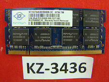 Nanya 1x1gb pc2.5300s-555-12-f1 2rx8.667 nt1gt64u8hb0bn-3c #kz-3436