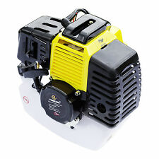 Garden Gas Multitool Engine 49cc 52cc 55cc 58cc 2 Stroke Pullstart Brushcutter