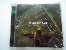 when we fall - a cry in despair cd 2006 panic records