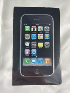 Apple iPhone First Generation 3G 8GB (GSM)  Black - Asian European Model