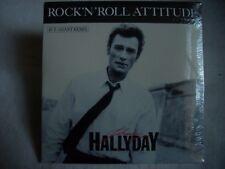 CD single Johnny Hallyday ROCK'N'ROLL ATTITUDE (pochette 45 T géant remix)-Neuf