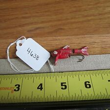 Plucky fishing lure (lot#4638)