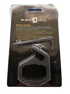 BlackJack Fire Helmet Mount Flashlight Holder BJ001