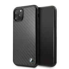 BMW Real Carbon Fiber Case iPhone 11 Pro Hard Case Black Drop PROTECTION