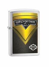 ZIPPO Harley Davidson YELLOW & BLACK 11Z28821