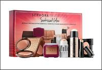 Sephora Favorites Sunkissed Glow Bronzer Highlighter 7pc Holiday Gift Set