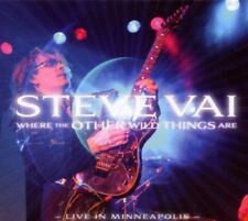 Steve Vai-Where the Other Wild Things Are CD NEUF