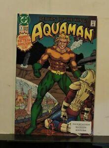Aquaman  Return of the king #1 December 1991