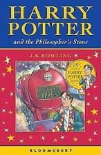 Harry Potter and the Philosopher's Stone by J. K. Rowling (Paperback, 2001)