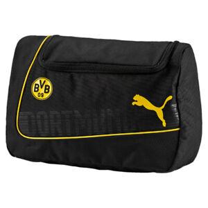 Puma BVB evoPOWER Wash Bag Kulturbeutel Borussia Dortmund 09 Kulturtasche NEU