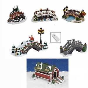 Lichthaus G. Wurm Accessories Christmas Miniature Bridges Bridge Models Light