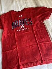 Atlanta Braves Under Armour Shirt