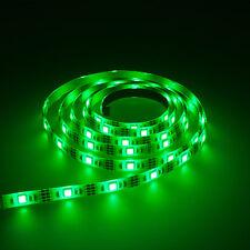 2m TV Hintergrundbeleuchtung USB LED Stripe Licht Leiste Streifen Fernseher grün
