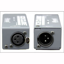 Radial ICECUBE IC-1 DI Box Pro Audio Hum Buzz Eliminator Line Isolator - NEW!