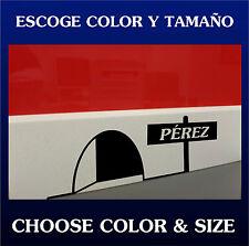 Sticker Vinilo - Ratoncito Perez - Vinyl - Childhood -Pegatina-ADESIVI- Raton