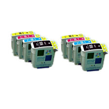 Reman Ink Cartridge for HP 88 officejet pro L7780 Printer (2 sets)