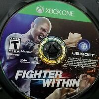Fighter Within (Microsoft Xbox One, 2013) Disc Only