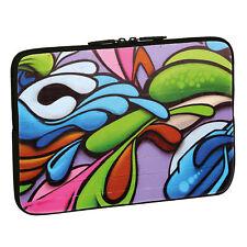 Design Schutzhülle 15,6 Zoll (39,6cm) Notebook Laptop Tasche - Graffiti Kunst