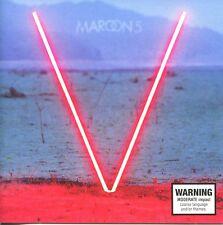 V by Maroon 5 (CD, 2014, Interscope)
