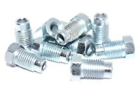 """3/8"""" Long Male Brake Pipe Nuts Qty 50 Pack UNF 24 TPI Nut for 3/16 Copper BPN1"""