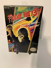 NECA Friday the 13th Jason Voorhees Action Figure [NES Game] !!!
