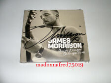James Morrison CD Sealed with HAND Signed cover Sold Out Rare
