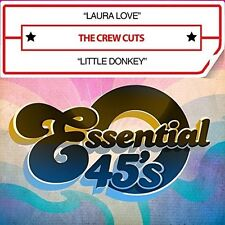 The Crew Cuts - Laura Love / Little Donkey (digital 45) [New CD] Manufactured On