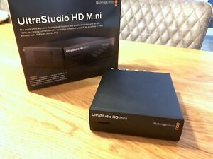 Blackmagic Design UltraStudio HD Mini #BDLKULSDMINHD