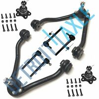 New 8pc Front Upper Control Arm Ball Joint Suspension Kit for Chevrolet GMC 2WD
