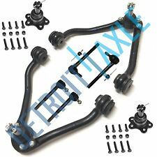 New 8pc Front Upper Control Arm and Ball Joint Suspension Kit - Chevrolet GMC