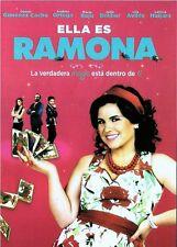 ELLA ES RAMONA(2015) -La Verdadera Magia esta dentro de Tí-DVD Format| Espanol