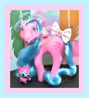 ❤️My Little Pony MLP G1 Vtg FLUTTER PONY Wingsong Windsong Wing Song WINGS❤️