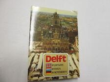Good - Delft in Pictures - Oosterloo, Jan H.; Wijk, Ed van & R. C. Tanner 1111-0