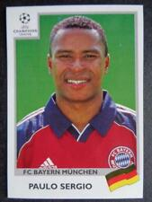 Panini Champions League 1999-2000 - Paulo Sergio (FC Bayern München) #235