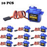 10X Micro SG90 Servo Motor 9G For RC Helicopter Airplane & Arduino Control Mini