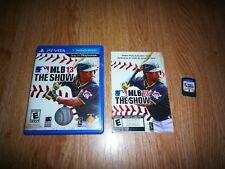 MLB 13 The Show PS Vita (US English version) region free