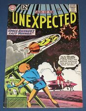 Tales of The Unexpected #72  Sept 1962  Space Ranger