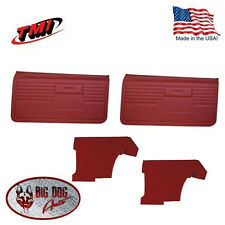 1968 Camaro Standard Door & Quarter Panels by TMI - Any Color - Custom