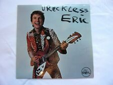 Wreckless Eric Seez B6 U.K 10 Inch Brown Colored Near Mint
