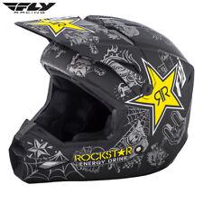 Fly Rockstar Elite MX Casco Motocross Enduro Quad-Tamaño Adulto Grande