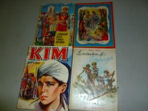 lotto  4 libri narrativa per ragazzi vintage lotto nr. 5