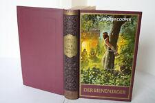 Karl May Bamberg ROT James F. Cooper - Der Bienenjäger - TOP EXEMPLAR - SELTEN