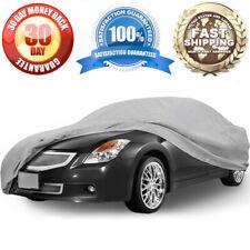 4 Layer Fleece Lining Car Cover Breathable Waterproof Layers Outdoor Indoor