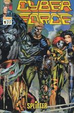 Cyber Force 1-23 (z0), éclats